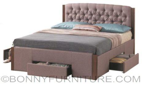 Mercer Bed
