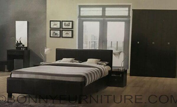 Pqb Y101 Bedroom Set Queen Size Bonny Furniture