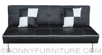 emma sofabed black