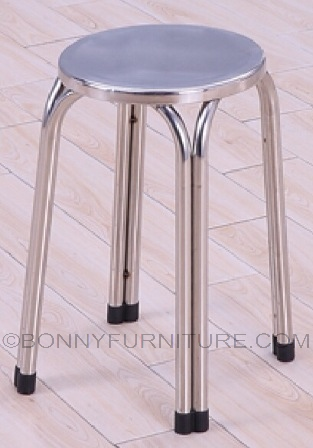 PD-038 Stainless Stool