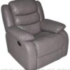 stella recliner light gray