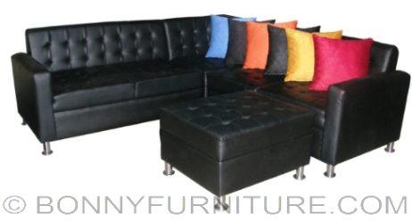 Super L Shaped Corner Sectional Sofas Shop Bonny Furniture Home Interior And Landscaping Analalmasignezvosmurscom